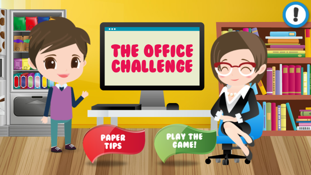 ThePaperMaster, Gamified app dari APRIL, PaperOne Tm