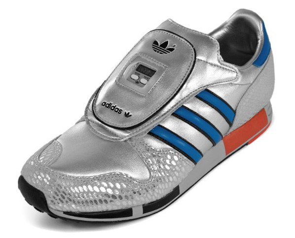 Adidas Micropacers: the first 'computer' shoe